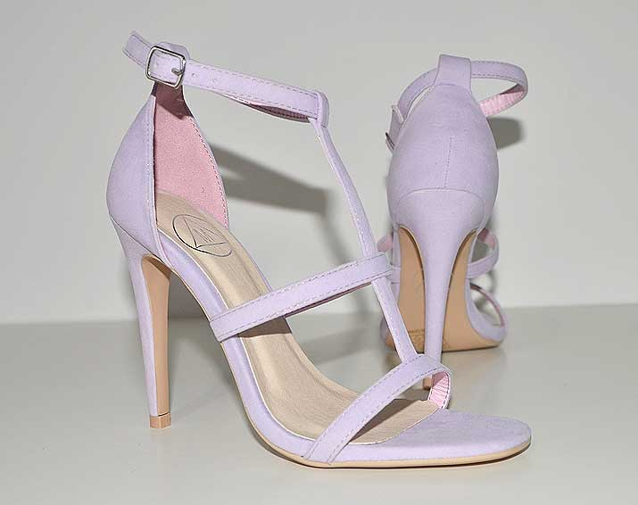 e5aba5ac442 REVIEW | Pretty pastel shoes for spring from Missguided > Shoeperwoman