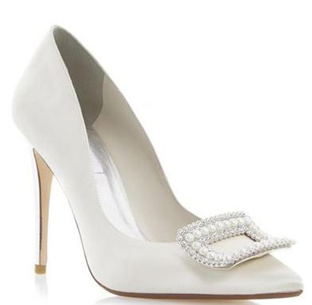 dune bride wedding shoes