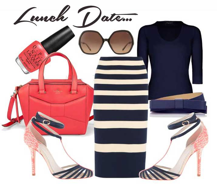 lunch date look