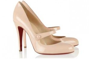 Christian Louboutin Mary jane shoes