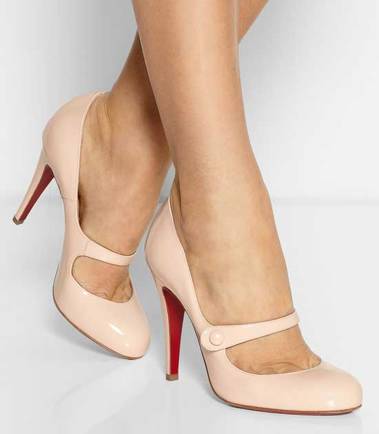 Christian Louboutin Mary janes