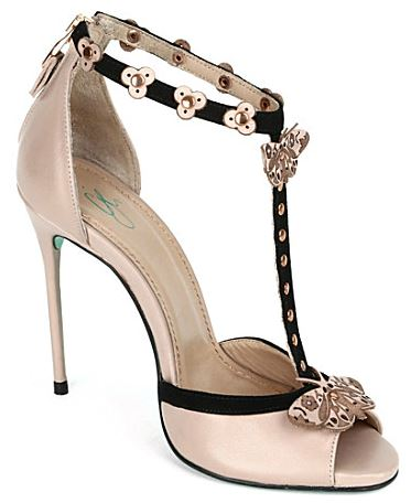 CJG shoes - butterfly front Buenos Aires  sandals
