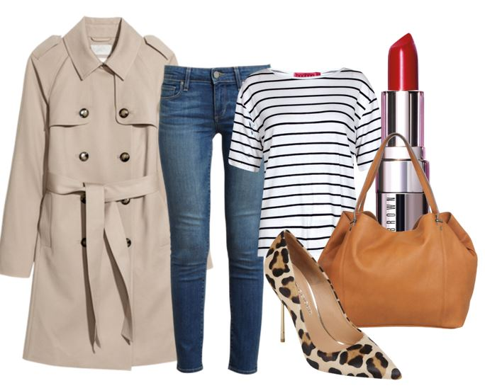 classic casual look