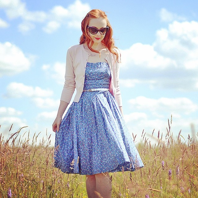 New post is on ForeverAmber.co.uk today! #ootd #outfitpost #fashiongram #fashionblogger #redhair #redhead