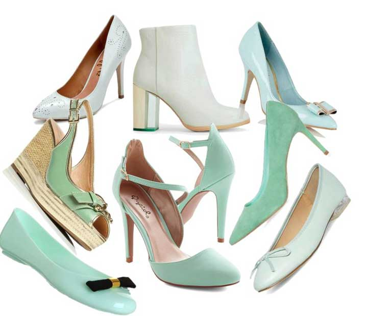 Mint green shoes: roundup of the best mint green shoes ever