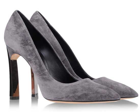 Casadei Blade heels in grey