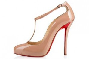 Friday Fix | Christian Louboutin Ditassima Patent 120mm