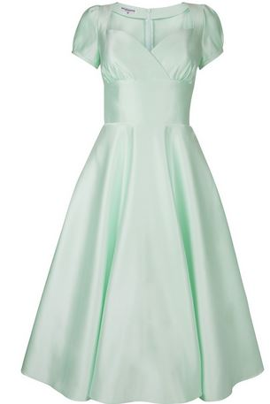 Dollydagger mint green Vivien dress