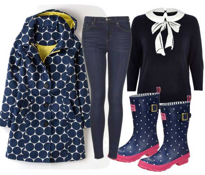 What to Wear on a Rainy Day > Shoeperwoman