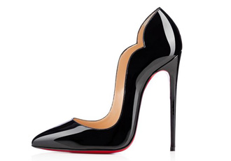 Friday Fix | Christian Louboutin 'Hot Chick' 130mm