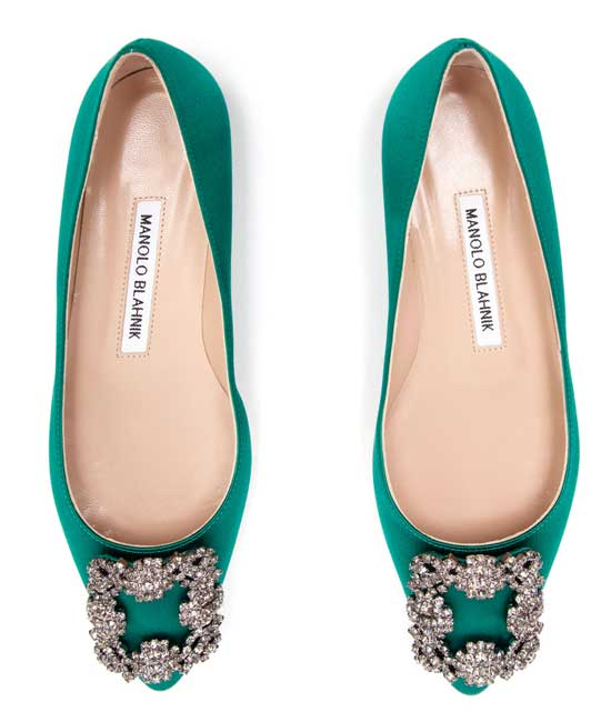 manolo blahnik flat shoes 2015