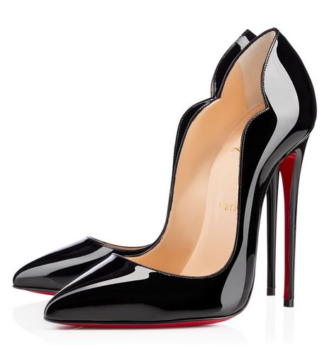 Christian Louboutin Hot Chick 130mm fetish shoes