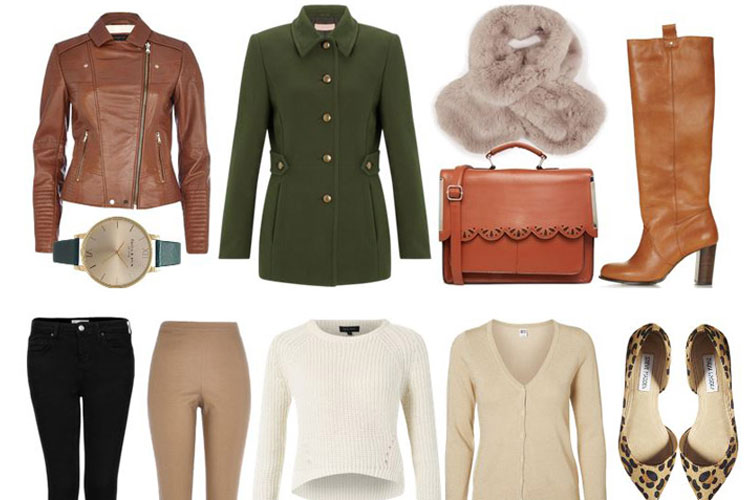 capsule wardrobe for fall