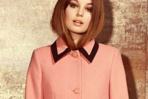 Shoeper Style | Miss Selfridge pink tipped coat