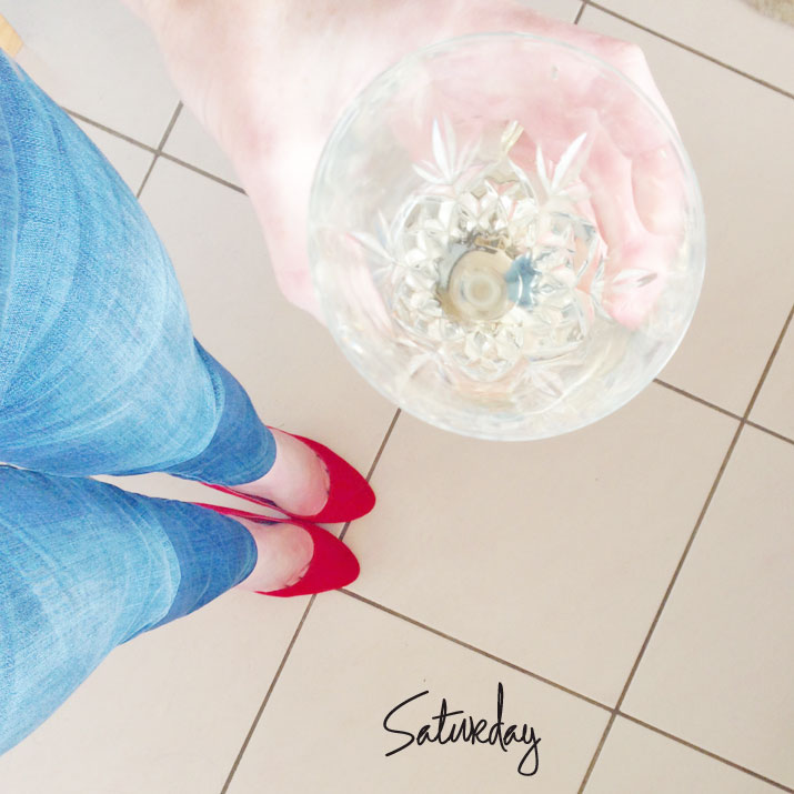 In My Shoes |A Red-Shoes-And-Blue-Jeans Kind of a Week…