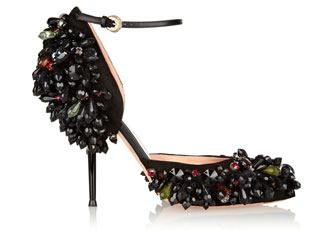 unusual shoes by Rochas