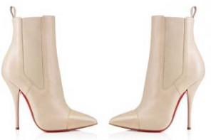 Friday Fix | Christian Louboutin 'Tuscon' ankle boots