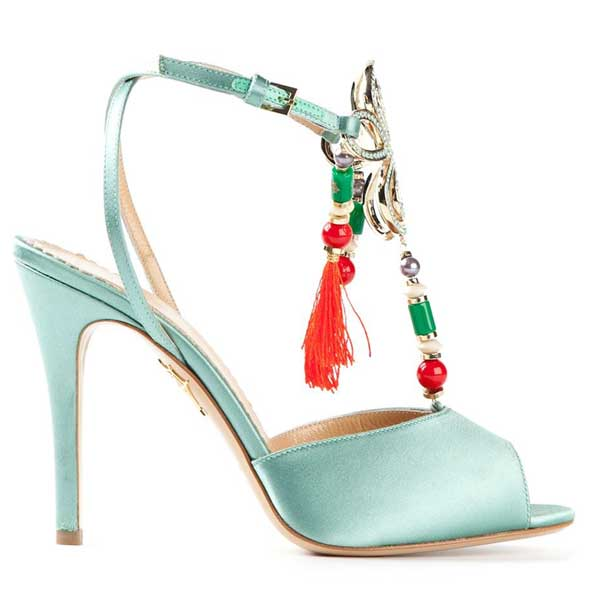 Charlotte Olympia Dynasty sandals