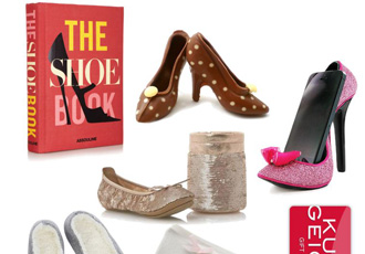 gift ideas for women who love shoes