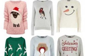 12 Holiday Sweaters from the High Street