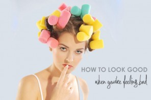 How to Look Good When You're Sick