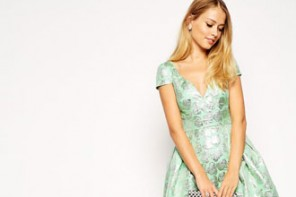 Five Pretty Party Dresses from ASOS