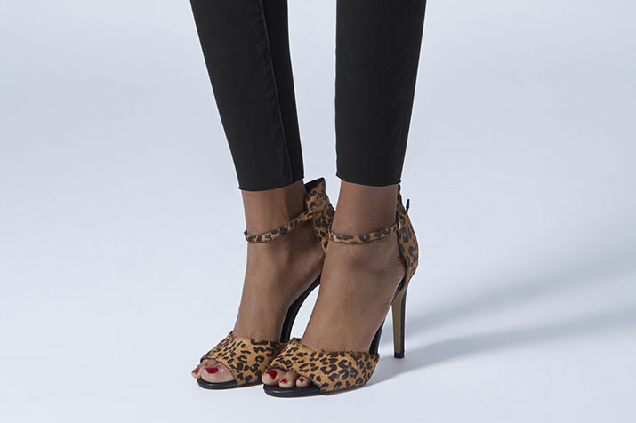 peep toes with skinny jeans