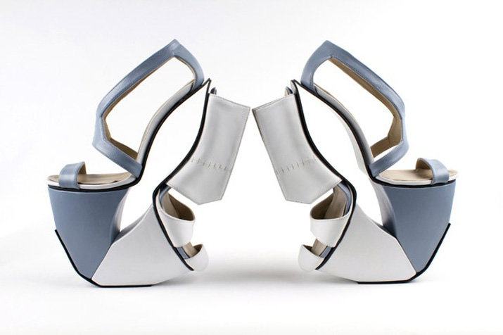 illusion shoes by Carolin Holzhuber'