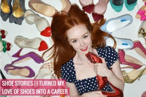 Shoe Stories | I Turned My Love of Shoes into a Career