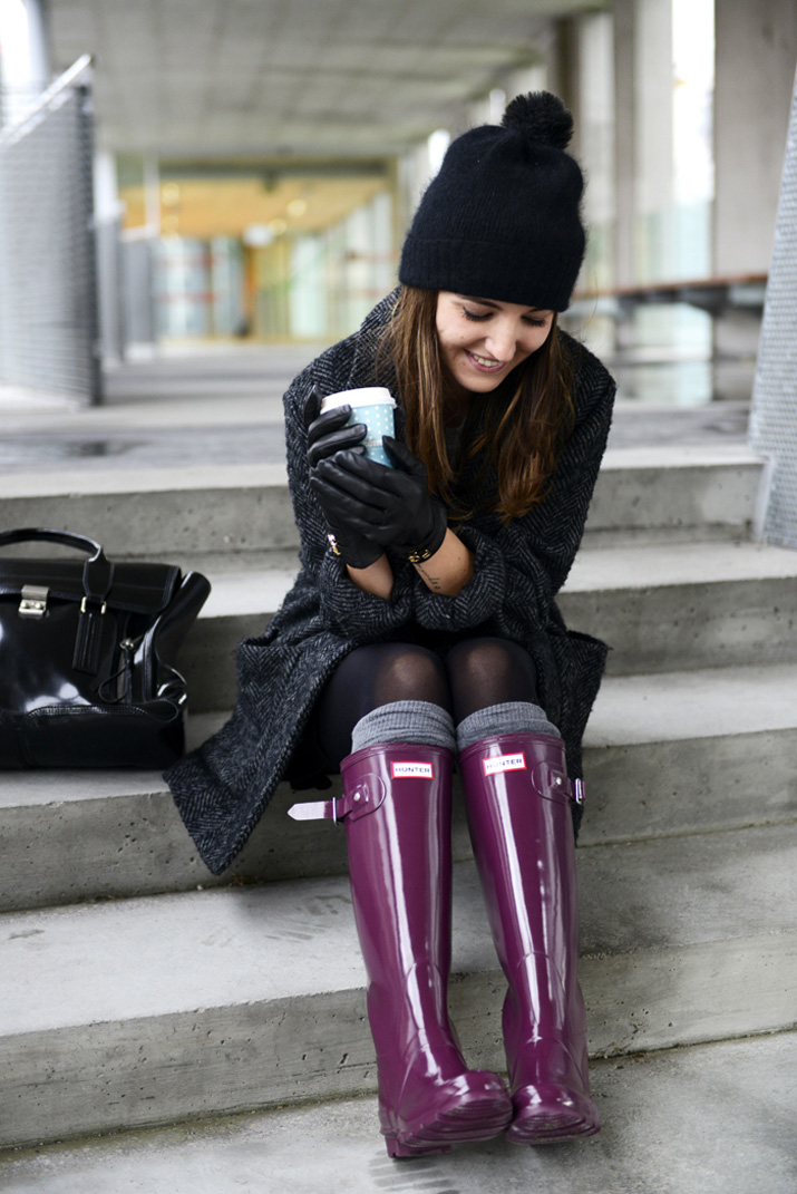 Five Ways To Wear Wellies | How To Wear Hunter Boots U0026gt; Shoeperwoman