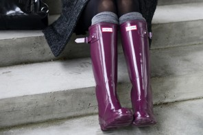 Five Ways to Wear Wellies | How to Wear Hunter Boots