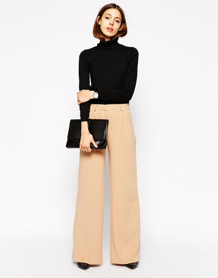 wide leg trousers - fashion trend for 2015