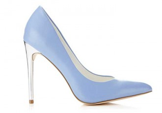 pale blue high heel shoes | Gommap Blog