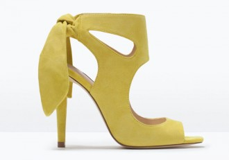 yellow shoes Archives &gt
