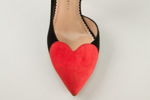 Shoe of the Day | Charlotte Olympia 'Love Vamp' pumps