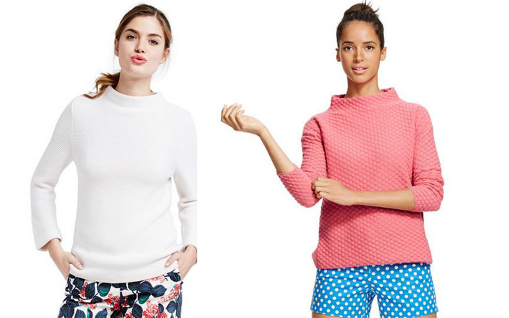 Audrey Hepburn inspired jumpers