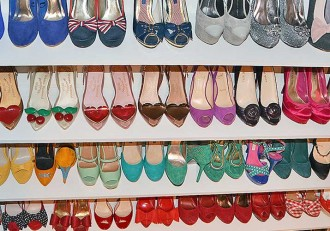 where to find designer shoes online