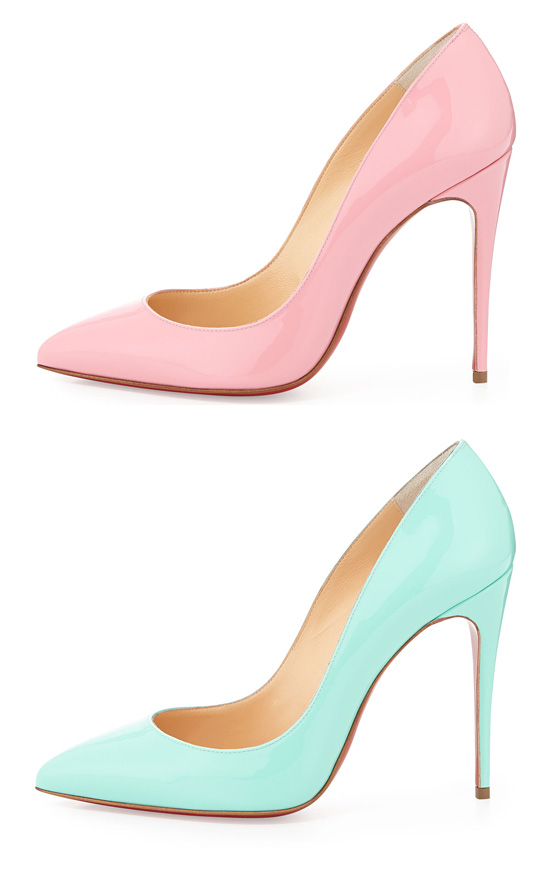 new products 5ae38 b10b3 Friday Fix | Christian Louboutin Pigalle Follies Patent ...
