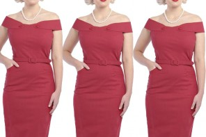 Dress of the Day | Collectif 'Eloise' pencil dress