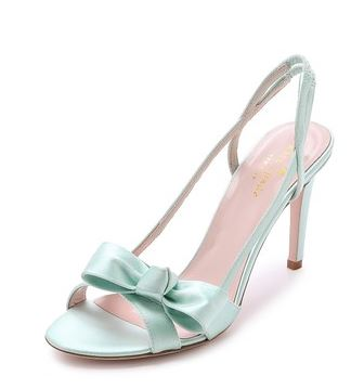 Kate Spade 'Ideal' bow sandals