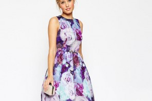 Dress of the Day | ASOS Floral Soft Prom Dress