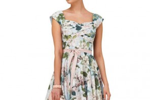 Dress of the Day | Phase Eight 'Adele' blossom dress