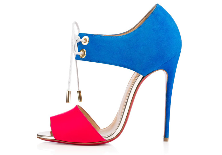 Christian Louboutin 'Mayerling' Fluo Mat/Suede