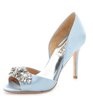 badgley Mischka 'Giana' d'orsay pumps