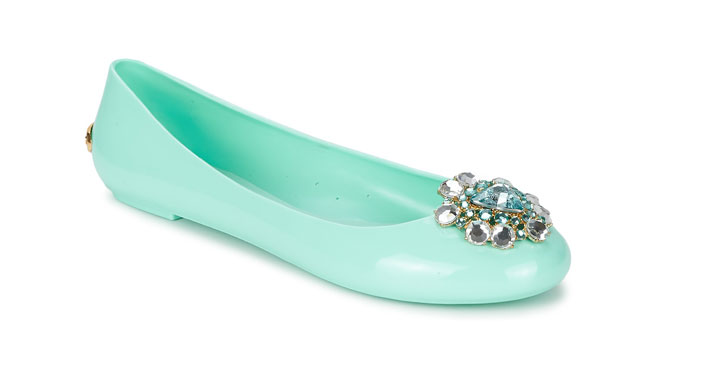 94ada9bf8 Ted Baker  Jemmee  mint green jelly flats