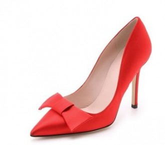 Kate Spade New York 'Layla' bow pumps
