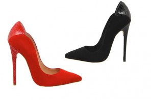 Christian Louboutin Hot Chick dupe