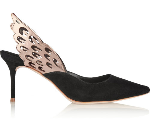 Sophia Webster wing shoes
