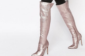 ASOS Kindred over-the-knee boots