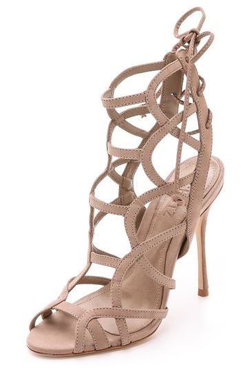 Schutz strappy sandals
